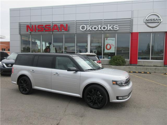 2018 Ford Flex Limited (Stk: 7844) in Okotoks - Image 1 of 29