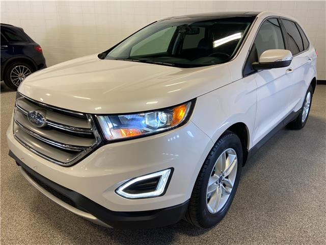 2016 Ford Edge SEL (Stk: P12753) in Calgary - Image 1 of 22
