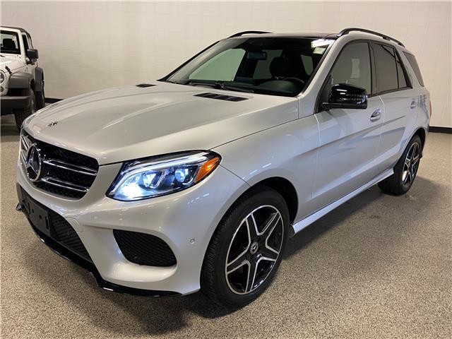 2018 Mercedes-Benz GLE 400 Base (Stk: P12771) in Calgary - Image 1 of 23