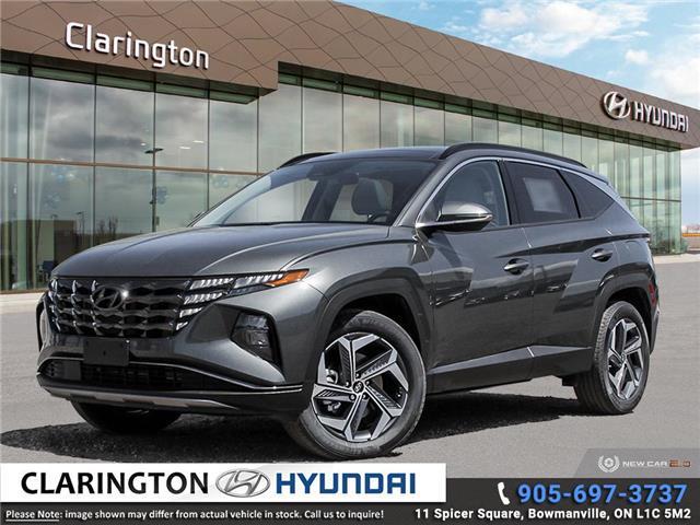 2022 Hyundai Tucson Hybrid Luxury (Stk: 21560) in Clarington - Image 1 of 10