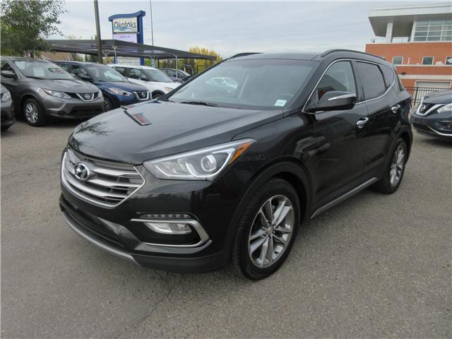 2017 Hyundai Santa Fe Sport 2.0T Limited (Stk: 7845) in Okotoks - Image 21 of 27