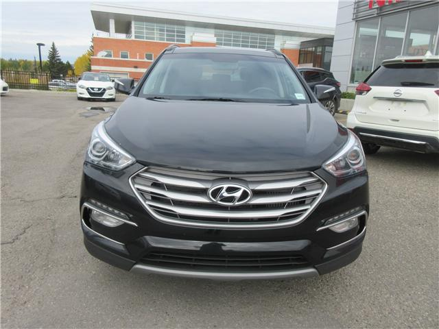 2017 Hyundai Santa Fe Sport 2.0T Limited (Stk: 7845) in Okotoks - Image 22 of 27