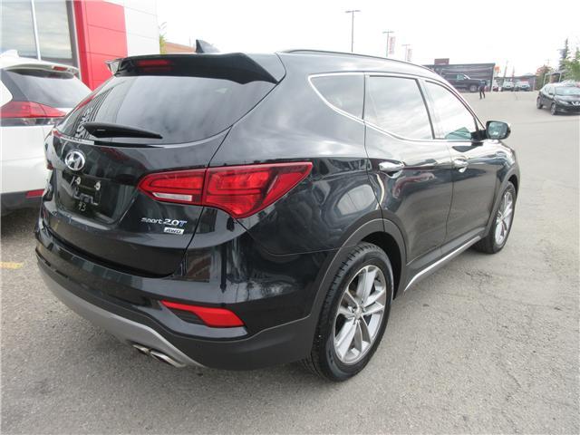 2017 Hyundai Santa Fe Sport 2.0T Limited (Stk: 7845) in Okotoks - Image 24 of 27