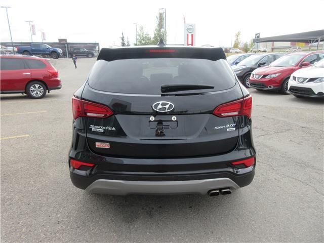 2017 Hyundai Santa Fe Sport 2.0T Limited (Stk: 7845) in Okotoks - Image 25 of 27
