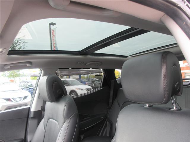 2017 Hyundai Santa Fe Sport 2.0T Limited (Stk: 7845) in Okotoks - Image 11 of 27
