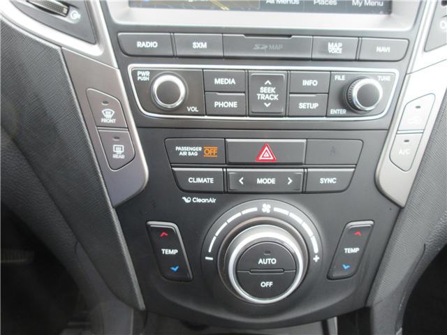 2017 Hyundai Santa Fe Sport 2.0T Limited (Stk: 7845) in Okotoks - Image 16 of 27