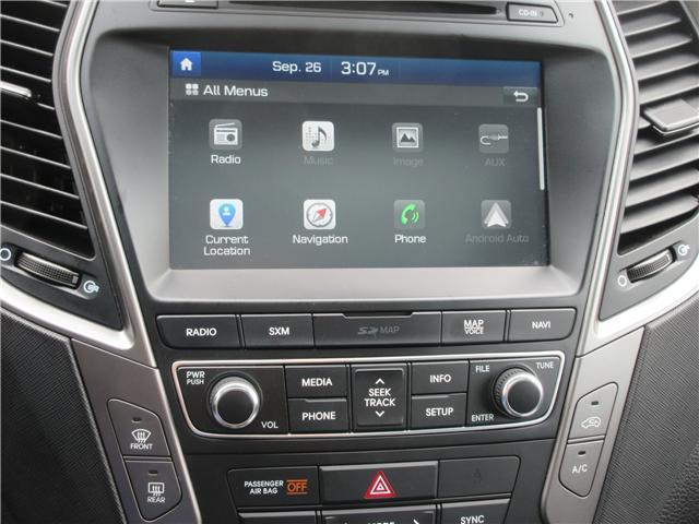 2017 Hyundai Santa Fe Sport 2.0T Limited (Stk: 7845) in Okotoks - Image 9 of 27