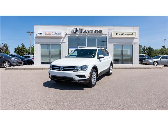 2019 Volkswagen Tiguan Trendline (Stk: 6895) in Regina - Image 1 of 40