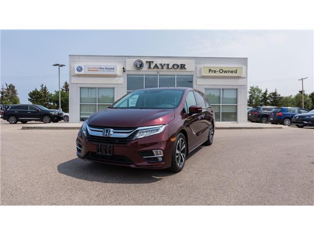 2019 Honda Odyssey Touring 5FNRL6H85KB502163 2103171 in Regina