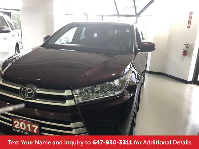 2017 Toyota Highlander LE (Stk: 19753) in Mississauga - Image 1 of 14
