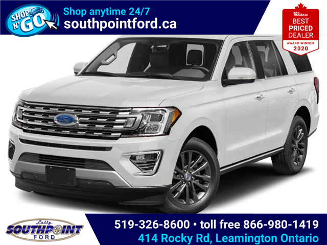 2021 Ford Expedition Limited (Stk: SED7159) in Leamington - Image 1 of 8