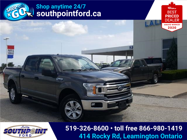 2018 Ford F-150 XLT (Stk: S7070A) in Leamington - Image 1 of 29