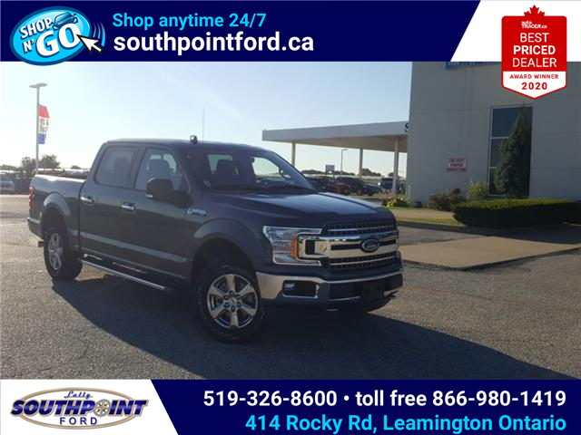 2018 Ford F-150 XLT (Stk: S7067A) in Leamington - Image 1 of 30