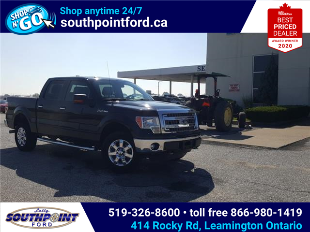 2014 Ford F-150 XLT (Stk: S7086A) in Leamington - Image 1 of 27
