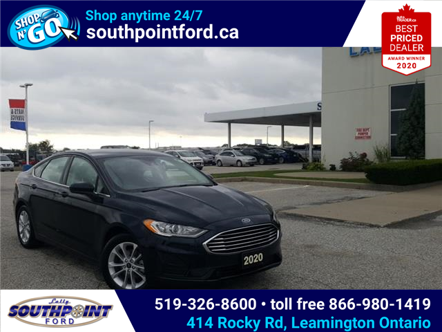 2020 Ford Fusion SE (Stk: S10739R) in Leamington - Image 1 of 27