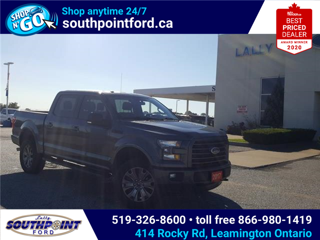 2017 Ford F-150 XLT (Stk: S7091A) in Leamington - Image 1 of 28