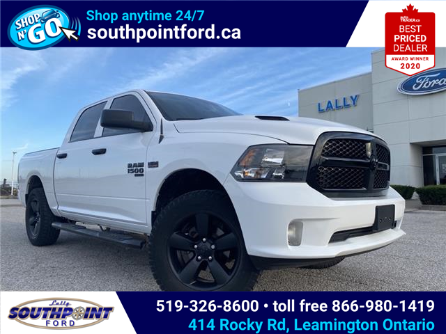 2019 RAM 1500 Classic ST (Stk: S10709A) in Leamington - Image 1 of 24
