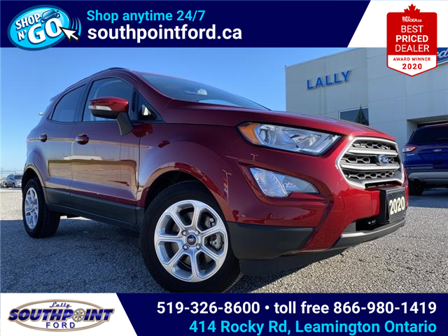 2020 Ford EcoSport SE (Stk: S7046A) in Leamington - Image 1 of 25