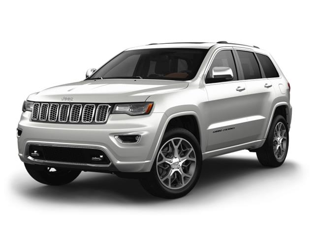 2021 Jeep Grand Cherokee Overland (Stk: ) in Dryden - Image 1 of 1