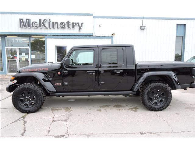 2021 Jeep Gladiator Mojave (Stk: 598358) in Dryden - Image 1 of 12