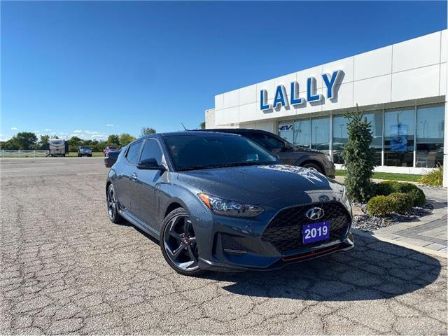 2019 Hyundai Veloster  (Stk: 27736A) in Tilbury - Image 1 of 19