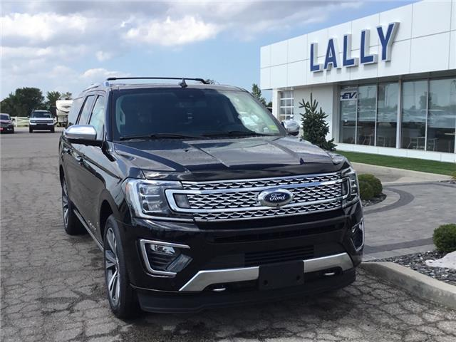 2021 Ford Expedition Max Platinum (Stk: ED27893) in Tilbury - Image 1 of 9