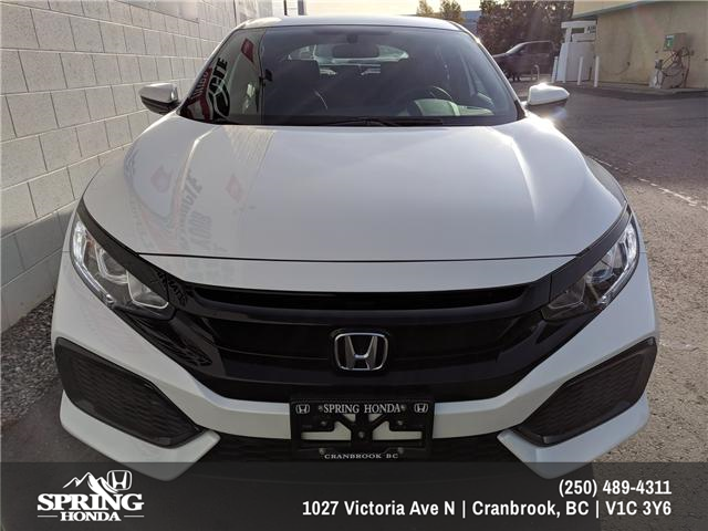 2018 Honda Civic LX (Stk: H06483) in North Cranbrook - Image 2 of 8