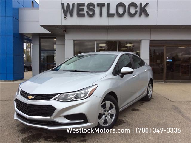 2018 Chevrolet Cruze LS Auto (Stk: 18C27) in Westlock - Image 1 of 17