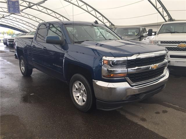 2017 Chevrolet Silverado 1500 1LT (Stk: 168360) in AIRDRIE - Image 1 of 18