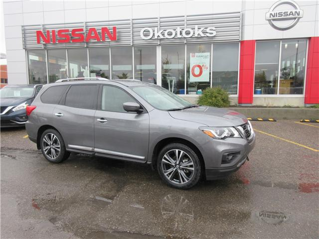 2018 Nissan Pathfinder Platinum (Stk: 202) in Okotoks - Image 1 of 34
