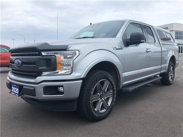 2020 Ford F-150 XLT (Stk: 23282-1) in Thunder Bay - Image 1 of 30