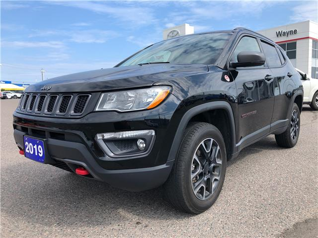 2019 Jeep Compass Trailhawk (Stk: 23229-1) in Thunder Bay - Image 1 of 30