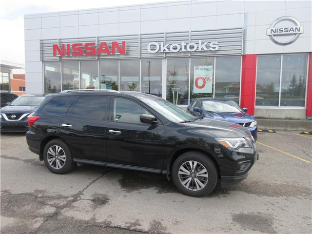 2018 Nissan Pathfinder SV Tech (Stk: 7908) in Okotoks - Image 1 of 29