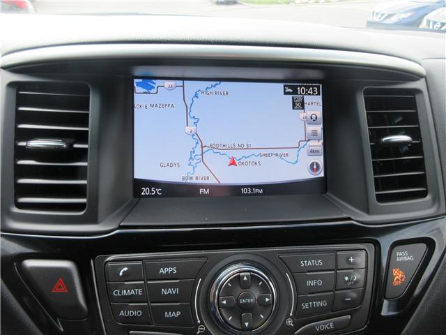 2018 Nissan Pathfinder SV Tech (Stk: 7908) in Okotoks - Image 7 of 29