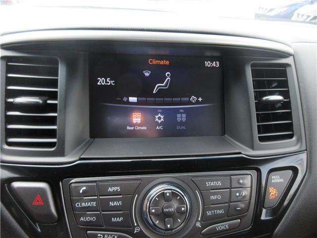 2018 Nissan Pathfinder SV Tech (Stk: 7908) in Okotoks - Image 9 of 29