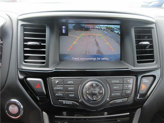 2018 Nissan Pathfinder SV Tech (Stk: 7908) in Okotoks - Image 8 of 29