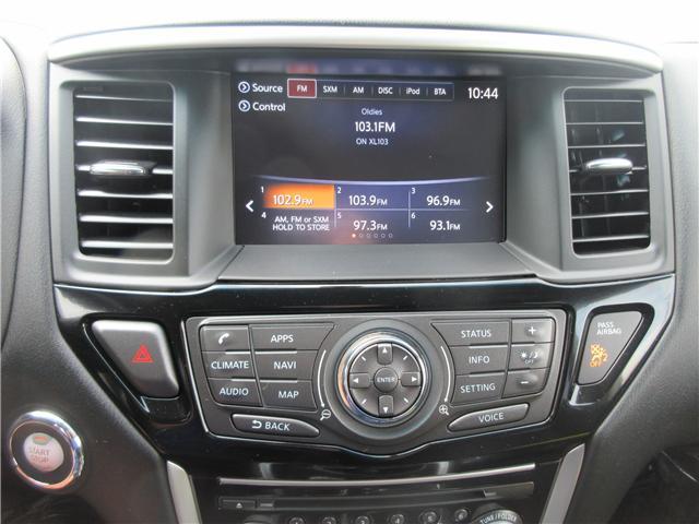2018 Nissan Pathfinder SV Tech (Stk: 7908) in Okotoks - Image 10 of 29