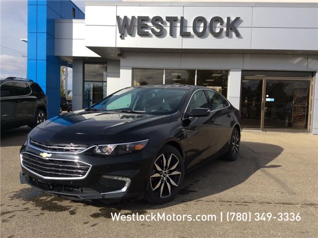2018 Chevrolet Malibu LT (Stk: P1811) in Westlock - Image 1 of 27