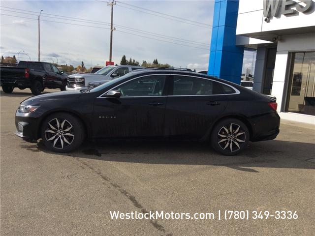 2018 Chevrolet Malibu LT (Stk: P1811) in Westlock - Image 2 of 27