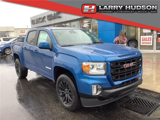 2022 GMC Canyon Elevation (Stk: 22-076) in Listowel - Image 1 of 19