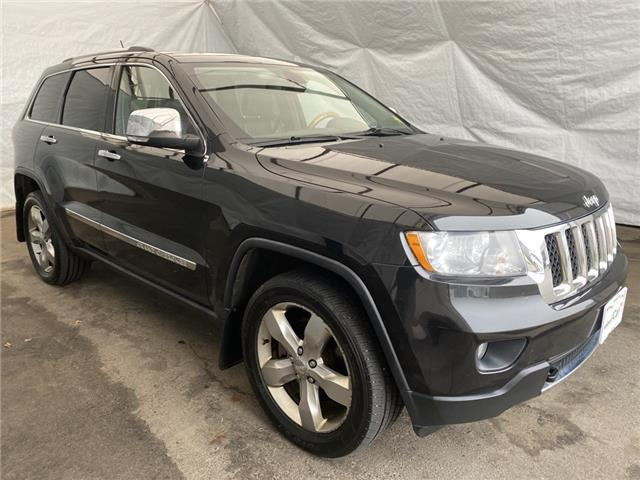 2011 Jeep Grand Cherokee Overland (Stk: I24791) in Thunder Bay - Image 1 of 18