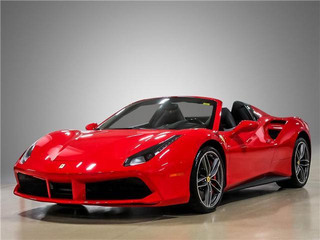 2017 Ferrari 488 Spider Base (Stk: U4137) in Vaughan - Image 1 of 20