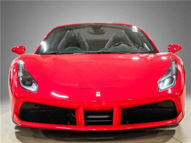 2017 Ferrari 488 Spider Base (Stk: U4137) in Vaughan - Image 2 of 20