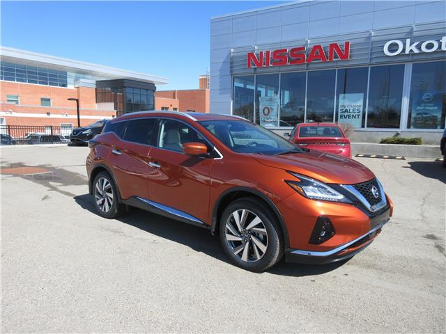2021 Nissan Murano SL (Stk: 11399) in Okotoks - Image 1 of 28