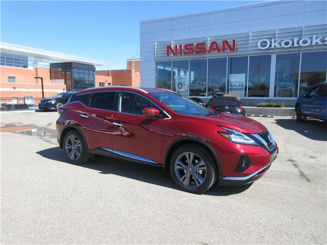 2021 Nissan Murano Platinum (Stk: 11326) in Okotoks - Image 1 of 27