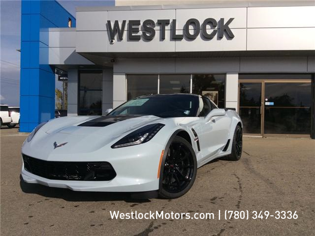 2019 Chevrolet Corvette Grand Sport (Stk: 19C5) in Westlock - Image 1 of 24