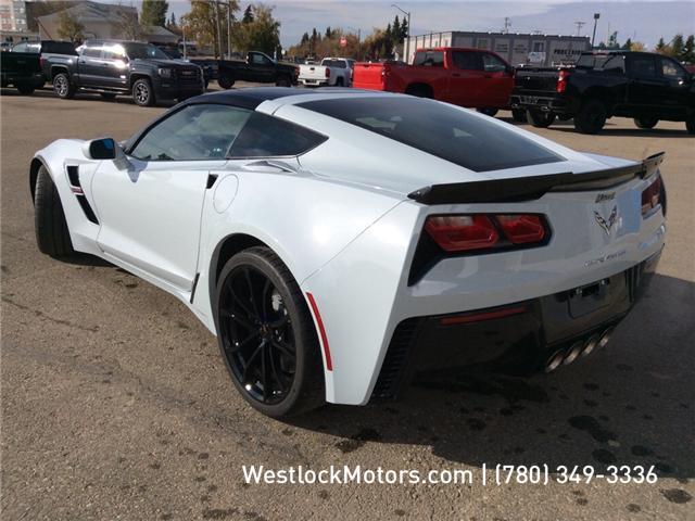 2019 Chevrolet Corvette Grand Sport (Stk: 19C5) in Westlock - Image 4 of 24