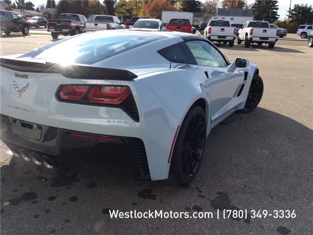 2019 Chevrolet Corvette Grand Sport (Stk: 19C5) in Westlock - Image 6 of 24