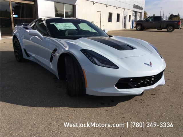 2019 Chevrolet Corvette Grand Sport (Stk: 19C5) in Westlock - Image 8 of 24