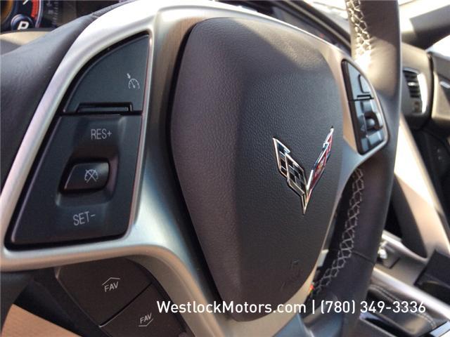 2019 Chevrolet Corvette Grand Sport (Stk: 19C5) in Westlock - Image 11 of 24